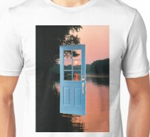 The portal to zen living Unisex T-Shirt