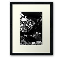 A Shot in Time Framed Print