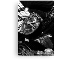 A Shot in Time Canvas Print