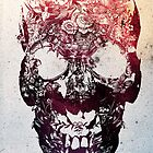 Skull 2 by Ali Gulec