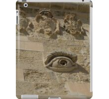 Maltese Symbols - Eye Of Osiris For Luck And Protection iPad Case/Skin