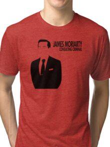 Jim Moriarty - Consulting Criminal Tri-blend T-Shirt