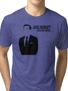 Jim Moriarty - Consulting Criminal Tri-blend T-Shirt