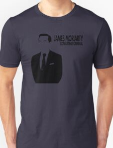 Jim Moriarty - Consulting Criminal Unisex T-Shirt