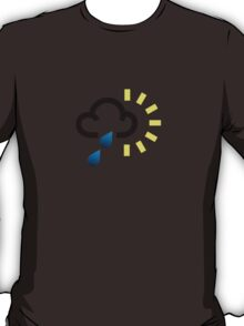 The weather series - Changeable Weather T-Shirt