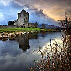 Ross Castle - Killarney by Derek Smyth