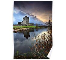 Ross Castle - Killarney Poster