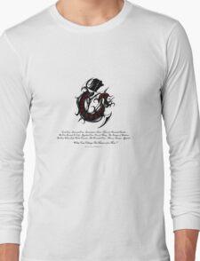 Planescape: Torment Tattoo Long Sleeve T-Shirt