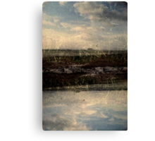 The Other Way Around Canvas Print