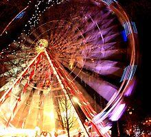 Edinburgh Christmas Wheel by matt25od88