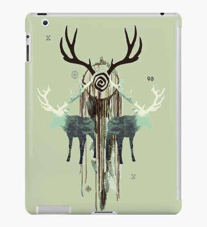 The Forest Spirits #2 iPad Case/Skin
