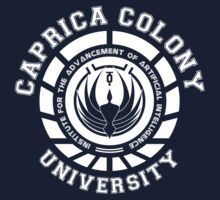 Caprica Colony University by chooface