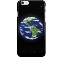 Pixel Earth iPhone Case/Skin