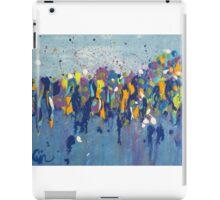 Crowded City iPad Case/Skin