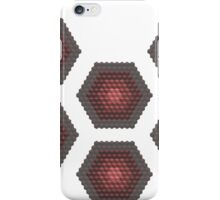 Hex - Incomplete - Red iPhone Case/Skin