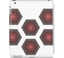 Hex - Incomplete - Red iPad Case/Skin