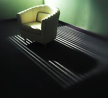 The Spooky Chair by Kevin Bergen