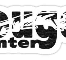 Cougar Hunter Sticker