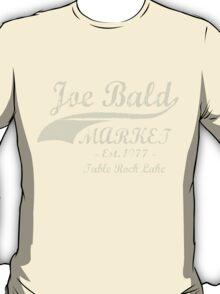 Joe Bald Market T-Shirt