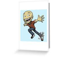 Chibi Matthew Santoro Greeting Card