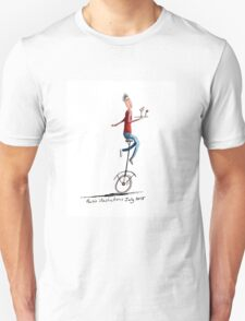 Cocktail on a bike T-Shirt