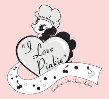 I Love Pinkie by Rachael Thomas