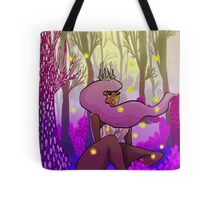Woodland Princess Tote Bag