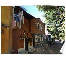 Down By The Riverside - Cerca Del Rio Poster