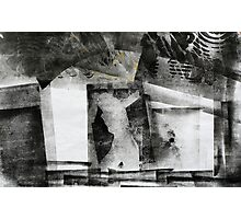 Venus Trapped Photographic Print