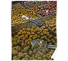 Olives, anyone? Poster