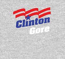 Clinton/Gore 1992 Campaign Logo Unisex T-Shirt