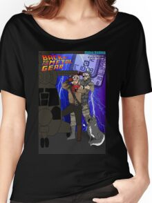 Back to the Metal Gear Women's Relaxed Fit T-Shirt