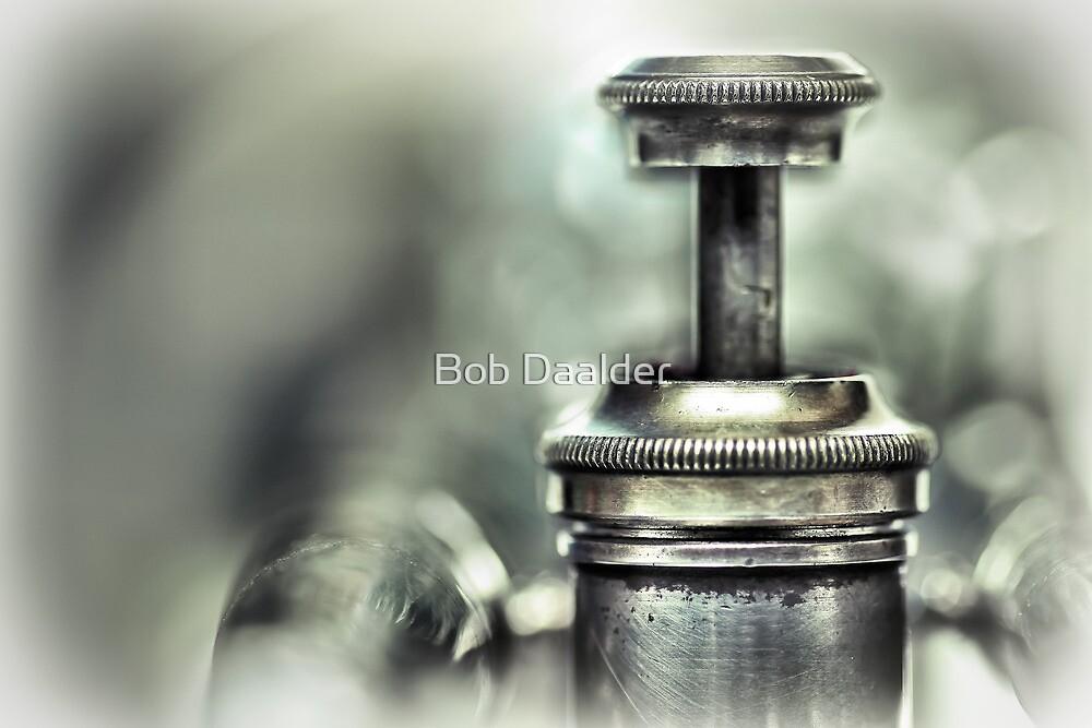 An Improvisation... by Bob Daalder