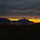 Evening glow by lukasdf