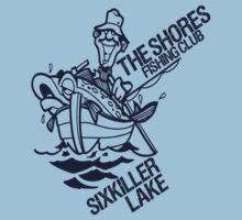 Sixkiller Lake T-Shirt