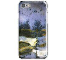 Amethyst Sage Agate iPhone Case/Skin