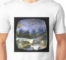 Amethyst Sage Agate Unisex T-Shirt