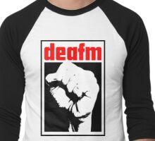 "DeaFM Record Co. - ""Soul"" Logo Men's Baseball ¾ T-Shirt"