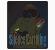 silence earthling by darkrain326