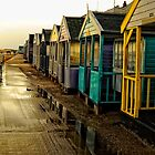 After the storm, Southwold by Simon Duckworth