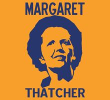 MARGARET THATCHER-2 by OTIS PORRITT