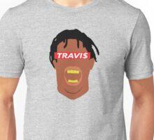 Minimal Travi$ Unisex T-Shirt
