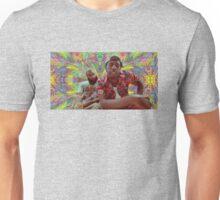 Meechy n Juice trippy Unisex T-Shirt