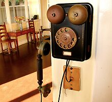 House Phone by Britland Tracy