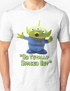 toy story crossover  Unisex T-Shirt