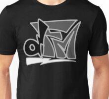 """DeaFM Record Co. - """"dFM"""" Logo Unisex T-Shirt"""