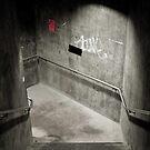 Stairway by Zach Pezzillo