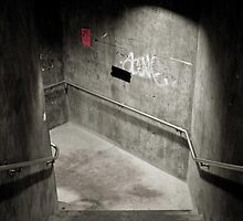 Stairway by Zach Pezzillo