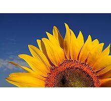 Italian sunrise Photographic Print