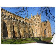 The Abbey Church Poster